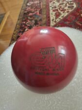 COOL Track Critical Mass Code Red Bowling Ball 15lbs Vintage (Rare)