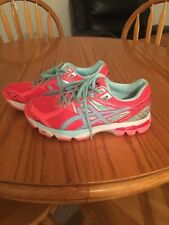 Asics  Women's Athletic Running Shoes  Sz 7.5 Mint Condition