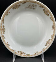 "Norfolk & Western Railway (N&W) Passenger Car 7 1/4"" Bowl by Lamberton China #2"