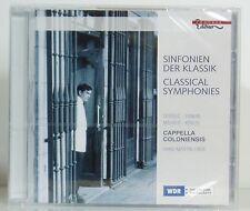 CD Cappella Coloniensis Linde Sinfonien der Klassik  Phoenix /WDR 2009 neu ovp