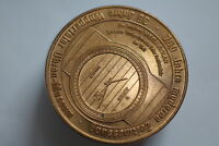 GERMANY MEDAL 35 YEARS WUPPERTALER MUSEUM A91 #PZ6491