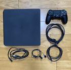 Sony Playstation 4 Ps4 Console Cuh 2000Ab01 500Gb Jet Black Slim Console Fedex