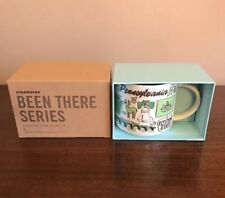 "Starbucks Pennsylvania ""Been There Series"" Collector mug NWT And Box Keystone"