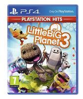 LITTLE BIG PLANET 3 EN CASTELLANO NUEVO PRECINTADO PS4