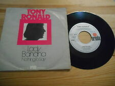 "7"" Pop Tony Ronald - Lady Banana / Nothing To Say ARIOLA"