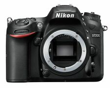 Nikon D7200 Gehäuse Body Topzustand, im Originalkarton #3437
