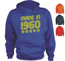MADE IN 19?? Your Date Custom Birthday Hoodie