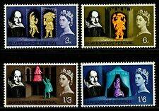 SG646p-649p, PHOSPHOR SET, M MINT. Cat £12.