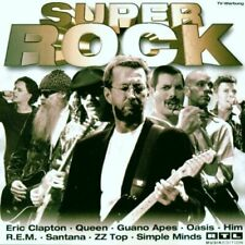 Super Rock-The all time greatest Rock Songs Queen, Guano Apes, Him, Oas.. [2 CD]