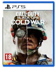 CALL OF DUTY BLACK OPS COLD WAR PS5 GIOCO NUOVO ITALIANO 4K VIDEOGIOCO PAL NUOVO