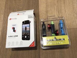 NEW in Box OlloClip Ollo Clip Lens Iphone 6 6S 6Plus 6S Plus