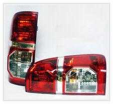 2 x TAIL BACK REAR LIGHTS TOYOTA HILUX 2005 - 2012 VIGO CHAMP 08 09 10 11 (PAIR)