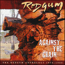 REDGUM - ANTHOLOGY : AGAINST THE GRAIN CD ~ I WAS ONLY 19 + JOHN SCHUMANN *NEW*