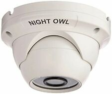 Night Owl Security 1 Pack Add–On 1080p HD Wired Security Dome Camera Audio Enabl