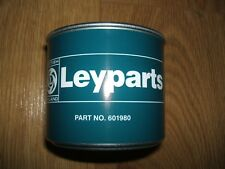 'LEYPARTS' DIESEL FUEL FILTER DECAL WRAP(LAND ROVER SERIES 2 & 3)BRITISH LEYLAND