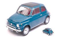 Fiat 500 L 1968 Blue 1:18 Model 187770 NOREV