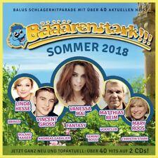 BÄÄÄRENSTARK!!! SOMMER 2018 Vanessa Mai,Beatrice Egli  2 CD NEU