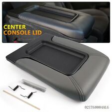 For 99-07 Gm Chevy Oem Part 19127364 Gray Center Console Lid Kit Arm Rest Latch