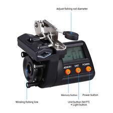 Fishing Line Counter 999.9M Digital Display Adjust With Battery Depth Finder