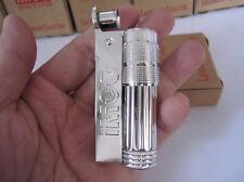 Silver Original IMCO 6700 windproof kerosene lighter collection made in Austria