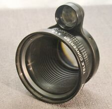 Chinon x1.3 TeleConverter Lens For Genesis Camera; Used; XCLNT!