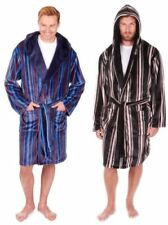 68325fb9d2 Grey Striped Nightwear Robes for Men