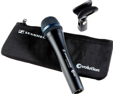 Like N E W Sennheiser e935 Dynamic Cardioid Vocal Mic Dealer Open Box Never Used
