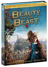 New: BEAUTY AND THE BEAST - (2-Disc)  Blu-ray + DVD