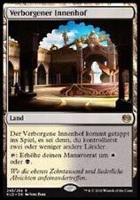 Concealed Courtyard / Verborgener Innenhof (mint, Kaladesh, deutsch)