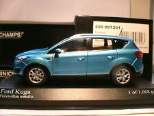 VERY RARE MINICHAMPS 1/43 2008 FORD KUGA ONLY 1008 PCS WORLDWIDE STUNNING NLA