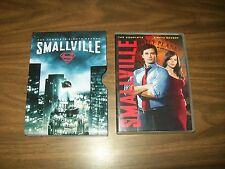 SMALLVILLE THE COMPLETE EIGHTH SEASON 8 EIGHT WITH STEEL SLIPCASE
