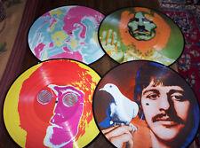 Beatles, Schallplatte, Picture Disc, Doppel LP, 1