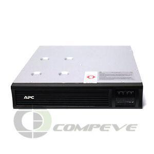 APC Smart-UPS 1000VA LCD 700W 220/230/240V 4 Outputs Rack-mount 2U SMT1000RMI2U