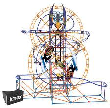 K`nex Bionic Blast montaña rusa construcción Conjunto de Construcción Construir y Jugar Juguete