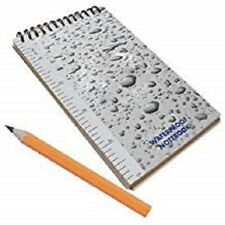 SEACHOICE Waterproof Notebook and Pencil
