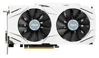 ASUS DUAL-GTX1060-O6G GeForce GTX 1060 6GB GDDR5 - 90YV09X0-M0NA00