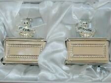 New Engravable 1st Tooth/Curl Memory Boxes Custom ~Things Remembered