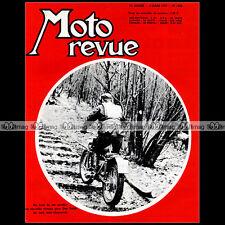 MOTO REVUE N°1828 DON SMITH ★ TARBO SPORT ★ VAP VELOVAP, TRIAL DE CLAMART 1967