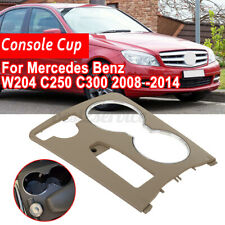 For Mercedes-Benz  W204 C250 08-14 Genuine Center Console Cup Holder Trim Cover
