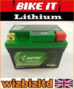 Lithium Ion Bike Battery Yamaha TTR125E S, LE, LES, LWE (2003-2016) LIPO04A
