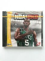 NBA 2K9 PC Russian Cover Jewel Case Brand New Sealed