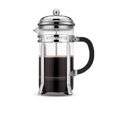 1000ml French Press Coffee Maker Tea Pot Plunger Glass Stainless Steel US