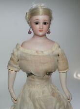 Antique German Simon And Halbig 1160 2/0 Little Women 11 Inch Dollhouse Doll