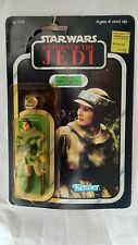 More details for vintage star wars rotj 77bk misb leia combat poncho with starcase free p&p sw32
