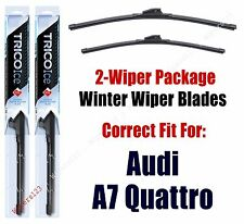 WINTER Wipers 2-pack fits 2012+ Audi A7 Quattro 35260/210