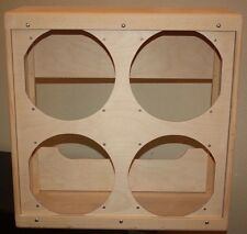rawcabs dove tail joint custom 4x12 narrow panel extention cabinet