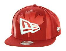 New Era Canada Republic Branded Flag Front 9FIFTY Original Fit Snapback Hat