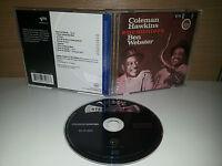 CD COLEMAN HAWKINS - ENCOUNTERS BEN WEBSTER