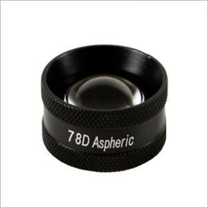 78D Lens Double Aspheric Ophthalmic used in Laboratories Best Quality Lens AGE01