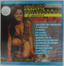 Sealed NENO GONZALEZ Orlando Contreras DUHER DHS-1604 Rare Latin Vinyl Record